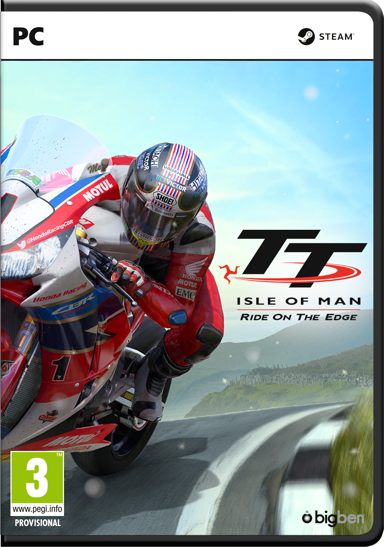 Big Ben TT Isle Of Man - PC PC