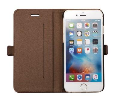 Cirafon Cirafon Pu Leather Wallet iPhone 6/6s Brun