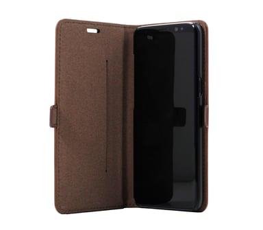 Cirafon Cirafon Pu Leather Wallet Samsung Galaxy S8 Ruskea