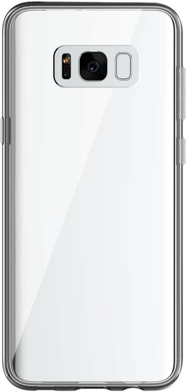 Cirafon Ultra-Slim Scratch-Resistant Clear Case Samsung Galaxy S8 Gjennomsiktig; Gjennomskinnelig