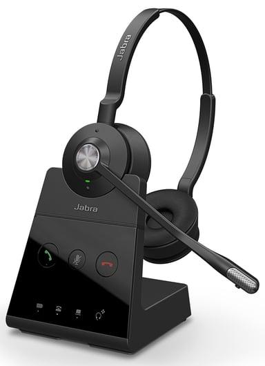 Jabra Engage 65 Stereo Svart