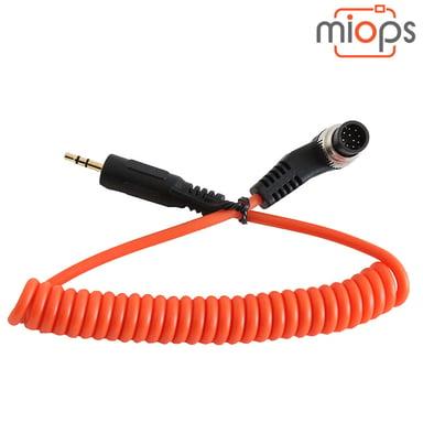 Miops Camera Cable Nikon 10 Pin