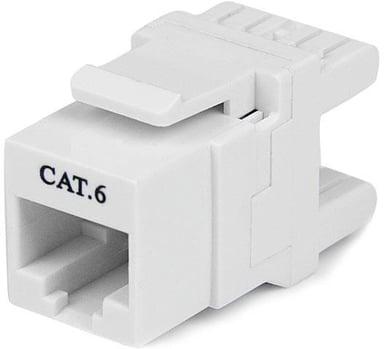 Startech 180? Cat 6 Keystone Jack