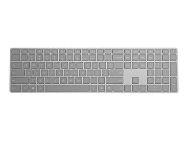 Microsoft Surface Keyboard Trådløs Engelsk - Storbritanien Grå
