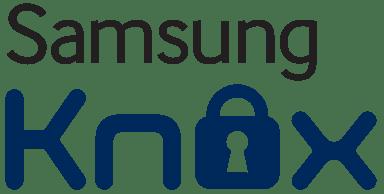 Tech Data Samsung Knox-Registrering