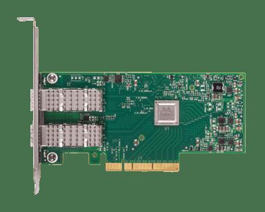 Mellanox CONNECTX-4 LX EN NIC - 10GBE DUAL-PORT SFP+#demo