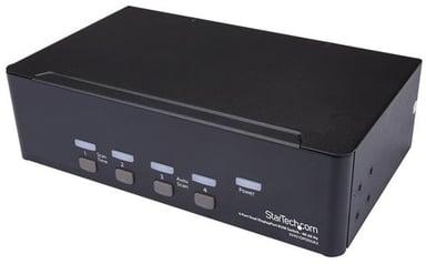 Startech 4 Port Dual DisplayPort KVM Switch