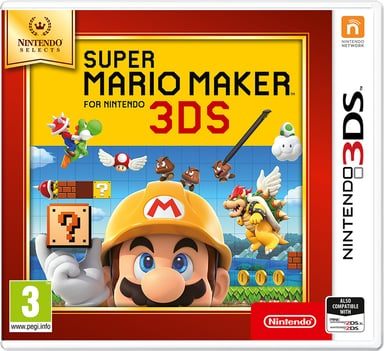Nintendo Super Mario Maker Nintendo 3DS