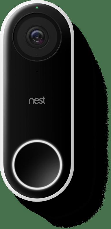 Google Hello Door Bell Nordic