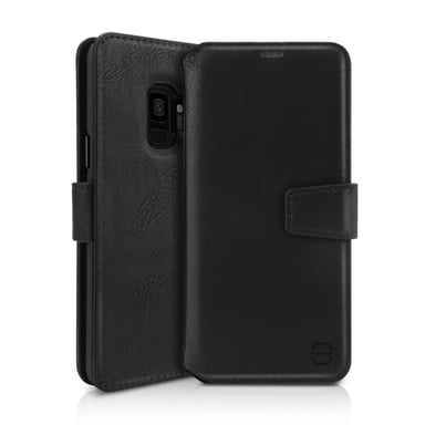 Cirafon Wallet Book Magnet Samsung Galaxy S9 Musta