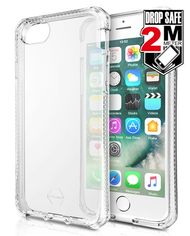 Cirafon Spectrum Drop Safe iPhone 7 iPhone 8 iPhone SE (2020) Läpinäkyvä