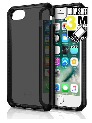 Cirafon Supreme Drop Safe iPhone 6/6s Zwart op transparant