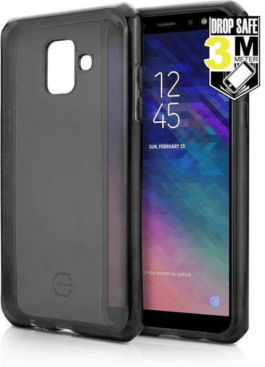 Cirafon Supreme Drop Safe Samsung Galaxy A6 Zwart