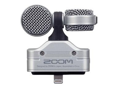 Zoom iQ7 Zilver