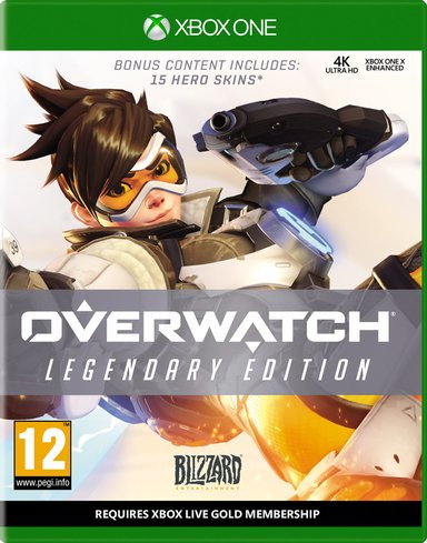 Blizzard Entertainment Overwatch: Legendary Edition Microsoft Xbox One