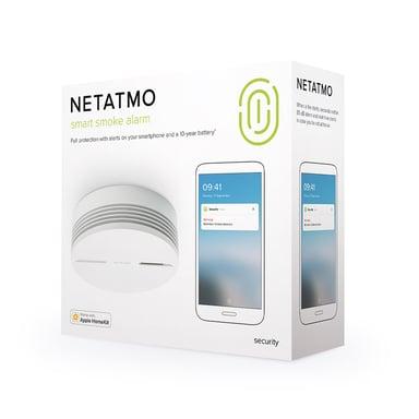 Netatmo Smart Brandvarnare
