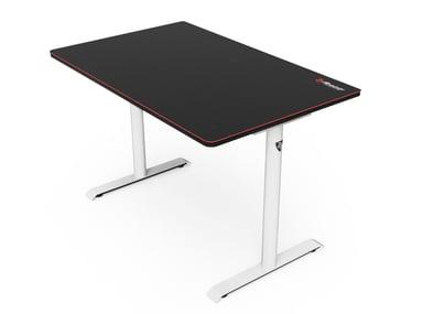 Arozzi Arena Leggero Gaming Desk Valkoinen