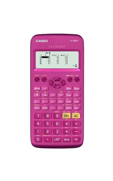 Casio Technical Calculator FX-82Ex Classwiz Pink null