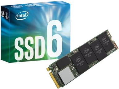 Intel Solid-State Drive 660p Series 2000GB M.2 2280 PCI Express 3.0 x4 (NVMe)