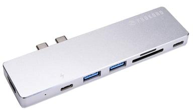 Prokord Pro Dock 4K for Macbook Pro Thunderbolt 3 Minidock