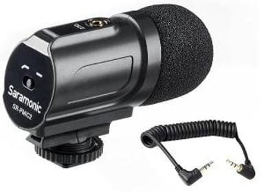 Saramonic Video Microphone Sr-Pmic2 null