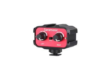 Saramonic Audio Mixer Sr-Ax100 null