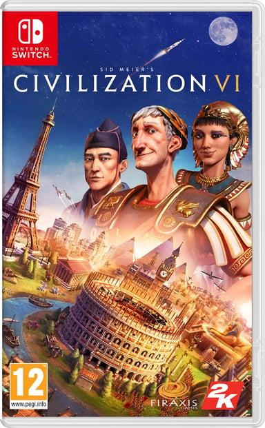 2K Games Civilization VI Nintendo Switch