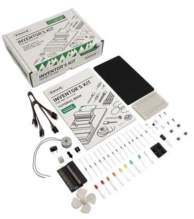 Kitronik Inventors Kit For BBC Micro:bit With 10 Experiment