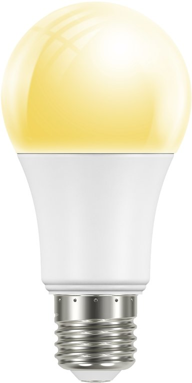 Smartline Flow Lamppu E27 9W, Himmennettävä, lämpimän valkoinen