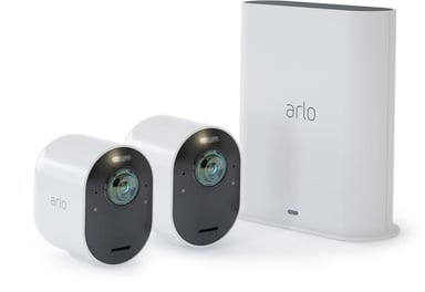 Arlo Ultra Smarthub & 2 Cameras null