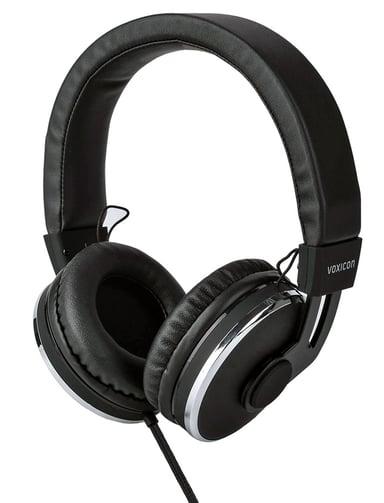 Voxicon Over-Ear Headphone 892 Sort