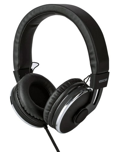 Voxicon Over-Ear Headphone 892 Zwart