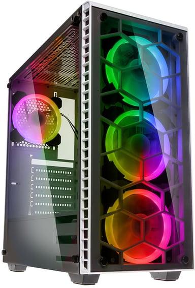 Kolink Observatory RGB Hvid Sort