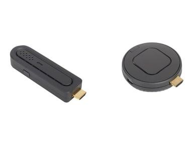 Optoma Quickcast Starter Kit Utan Laddstation