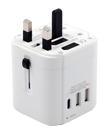 Cirafon World Adapter USB