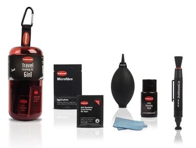 Hähnel Travel Cleaning Kit 6-In-1 null