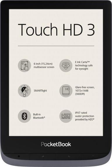PocketBook Touch HD 3 null
