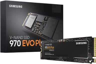Samsung 970 EVO Plus 1,000GB M.2 2280 PCI Express 3.0 x4 (NVMe)