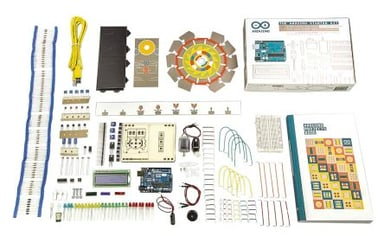 Arduino Starter Kit With Uno Brd Rev.3