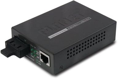 Planet GT-802S Fibermedieomformer RJ-45 SC-enkeltmodus