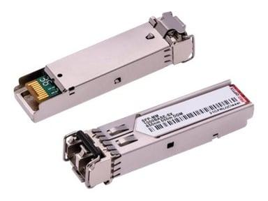 Pro Optix SFP (mini-GBIC) lähetin-vastaanotin-moduuli (vastaavuus: HP J4858C) Gigabit Ethernet