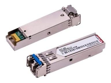 Pro Optix SFP-sändar/mottagarmodul (mini-GBIC) (likvärdigt med: HP J4859C) Gigabit Ethernet