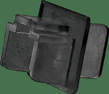 Lindy RJ45 Støvbeskyttelse 10-pk Svart null