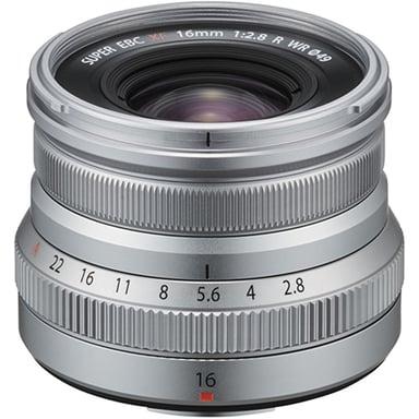 Fujifilm Xf 16mm F/2.8 Wr Silver