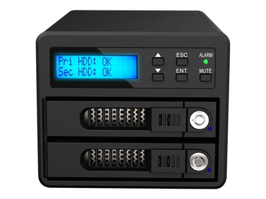 Raidon SafeTank GR3680-SB3 Serial ATA-600