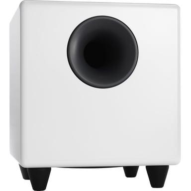 Audioengine S8 Subwoofer Gloss White null