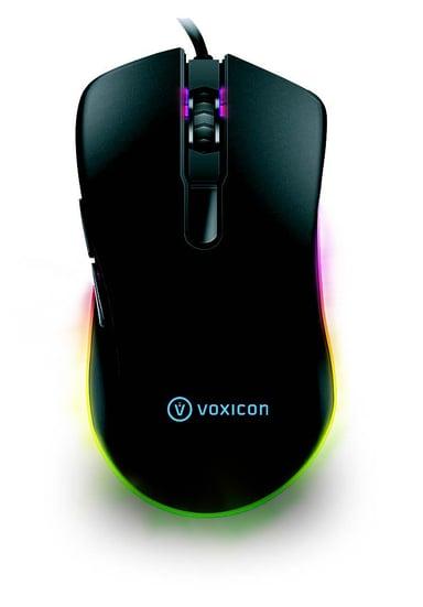 Voxicon Gaming RGB GR900 12,000dpi Muis Met bekabeling Zwart