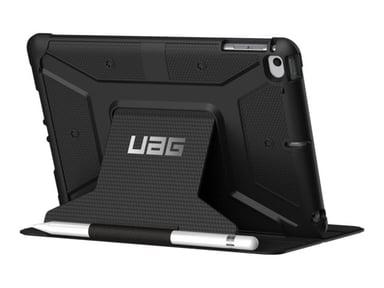 Urban Armor Gear Metropolis iPad Mini (2019) iPad Mini 4 Svart
