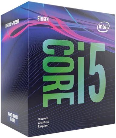 Intel Core i5 9500F 3GHz LGA1151 Socket Prosessor