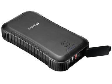 Sandberg Survivor Powerbank PD45W 30000mAh null